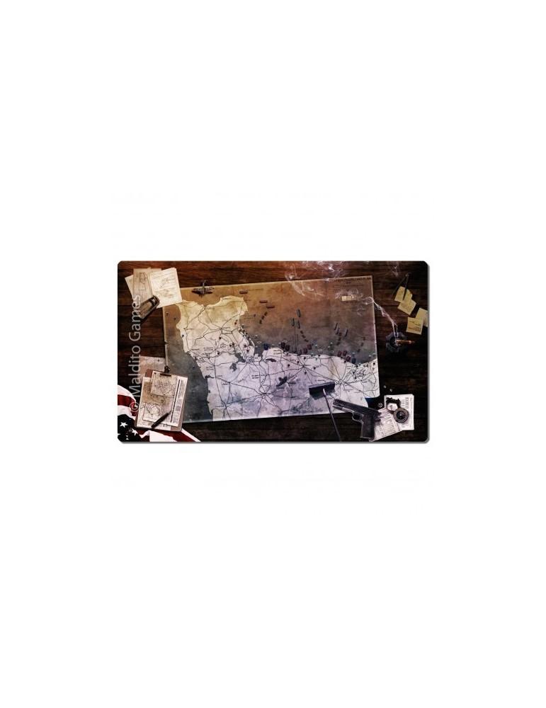 Tapete de neopreno 150x90 cm - WWII AMERICANO