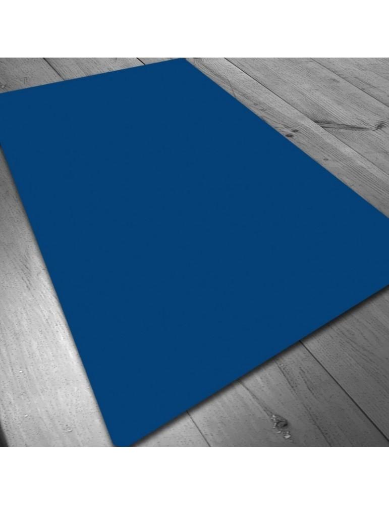 Tapete de neopreno 150x90 cm - AZUL LISO