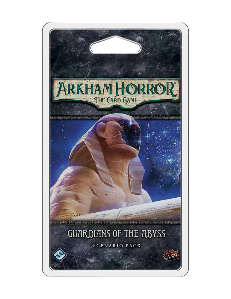 Arkham Horror: The Card Game - Guardians of the Abyss: Scenario Pack (Inglés)