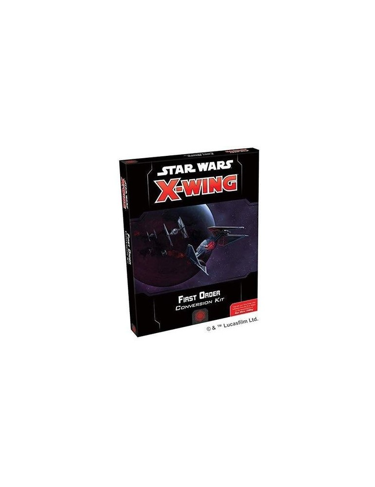 Star Wars X-Wing Second Edition: First Order Conversion Kit (Inglés)