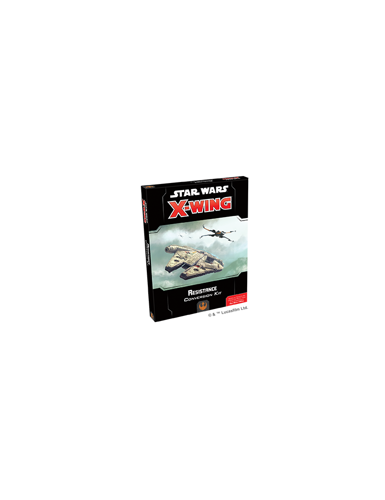 Star Wars X-Wing Second Edition: Resistance Conversion Kit (Inglés)
