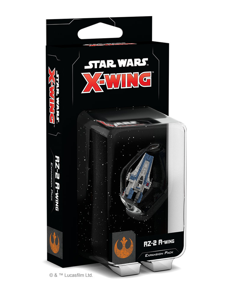 Star Wars X-Wing Second Edition - RZ-2 A-Wing Expansion Pack (Inglés)