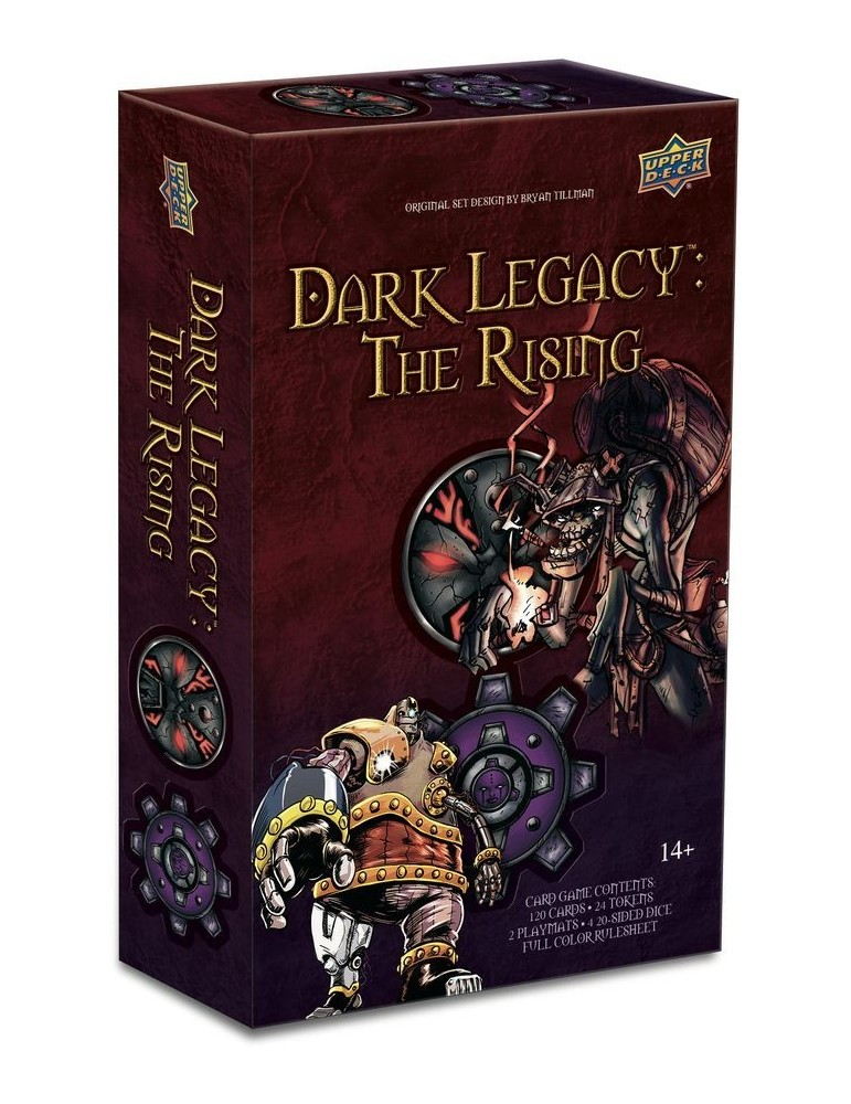 Dark Legacy: The Rising - Chaos vs Tech