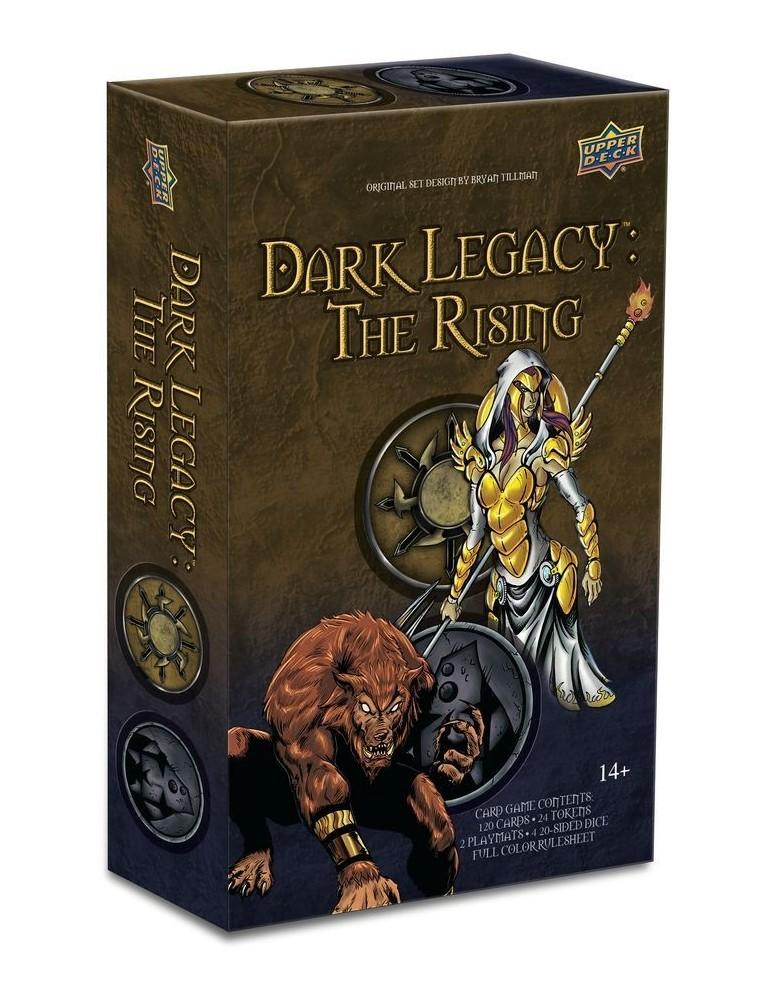 Dark Legacy: The Rising - Darkness vs Divine