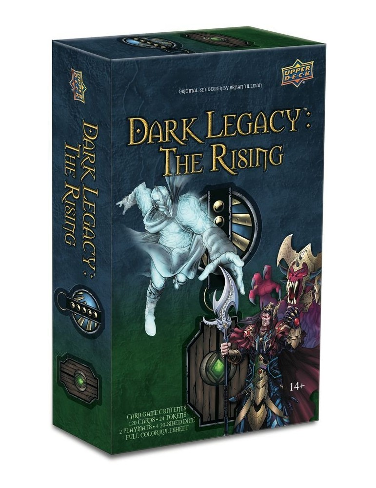 Dark Legacy: The Rising - Earth vs Wind