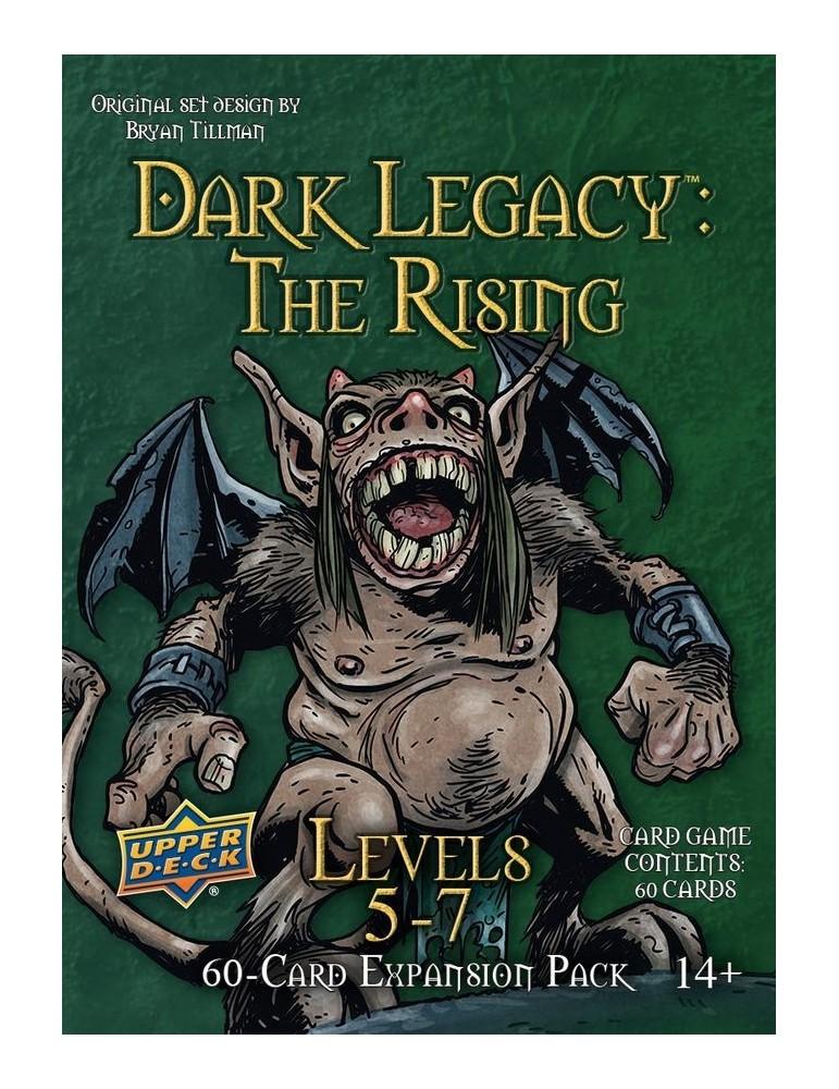 Dark Legacy: The Rising - Levels 5-7