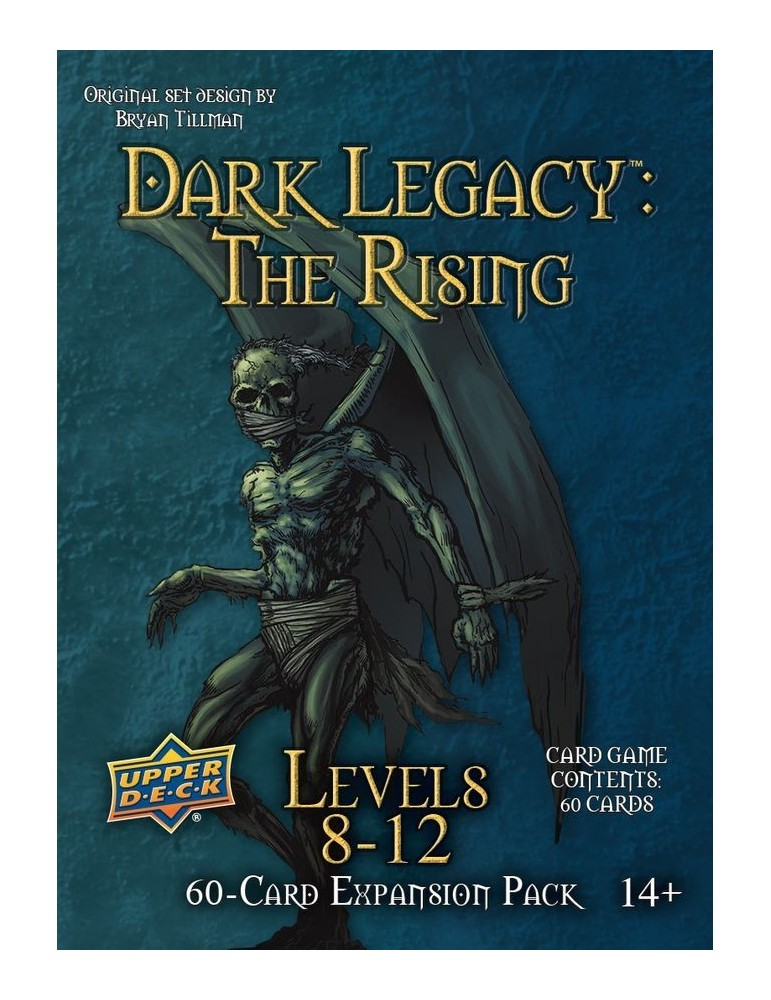 Dark Legacy: The Rising - Levels 8-12
