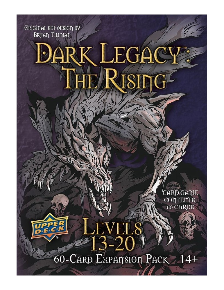 Dark Legacy The Rising Expansion 3
