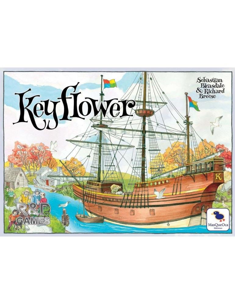 Keyflower: Cuarta Edición (Castellano)