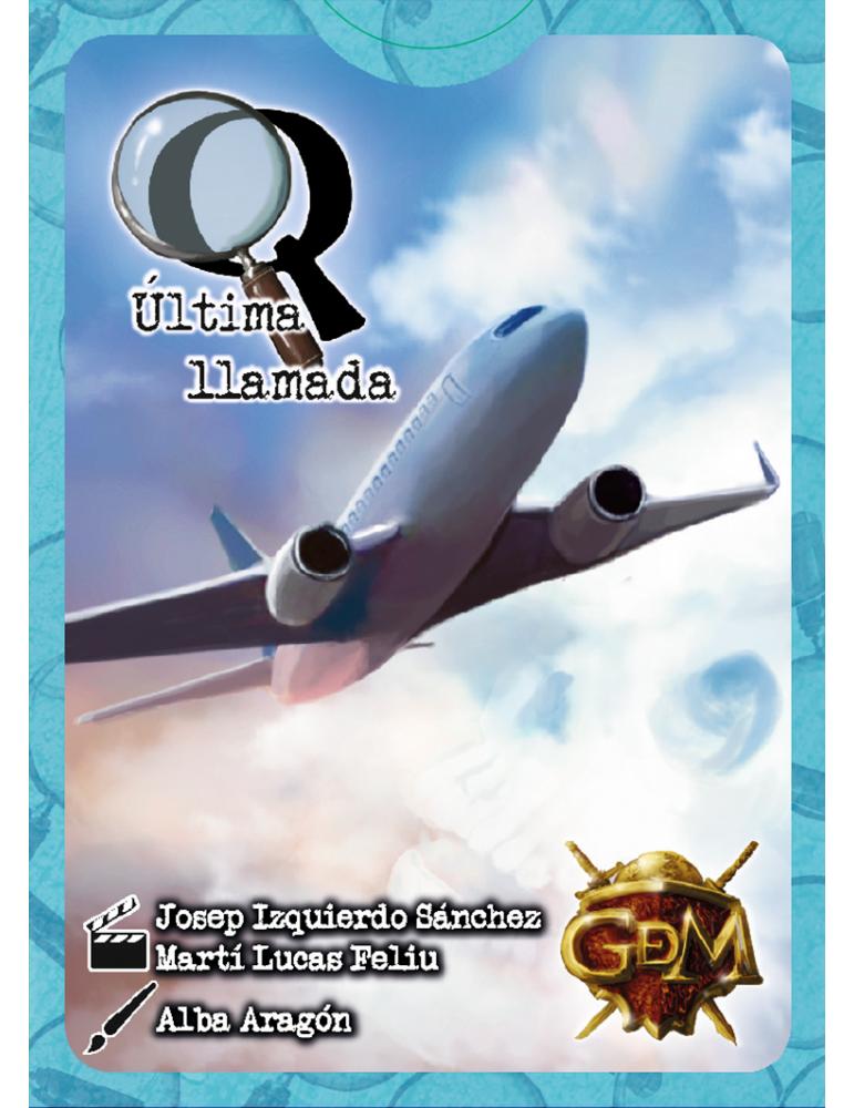 Serie Q: Última llamada (Inglés)