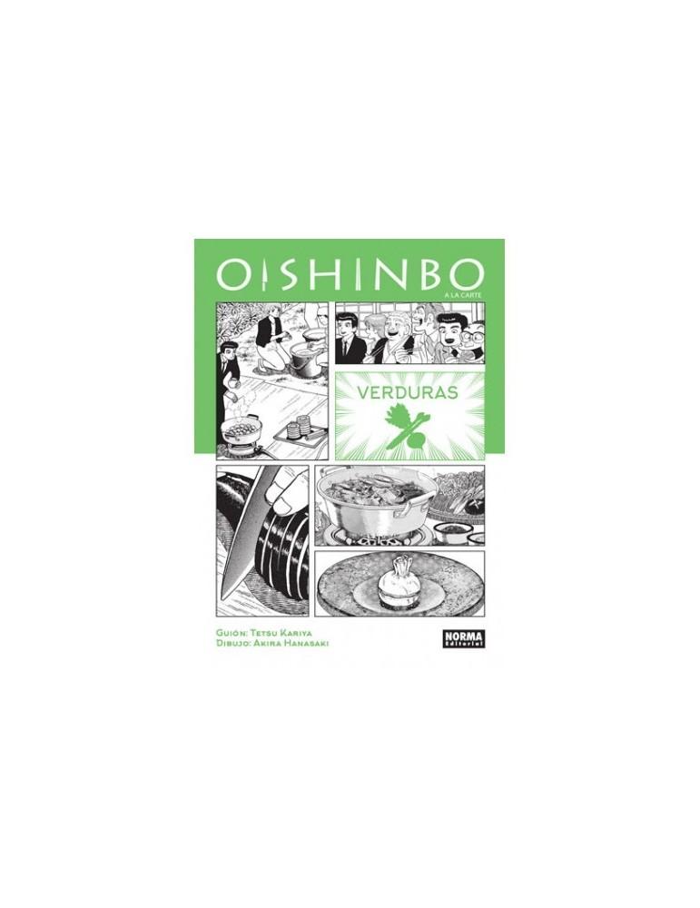 Oishinbo. A La Carte 5. Verduras