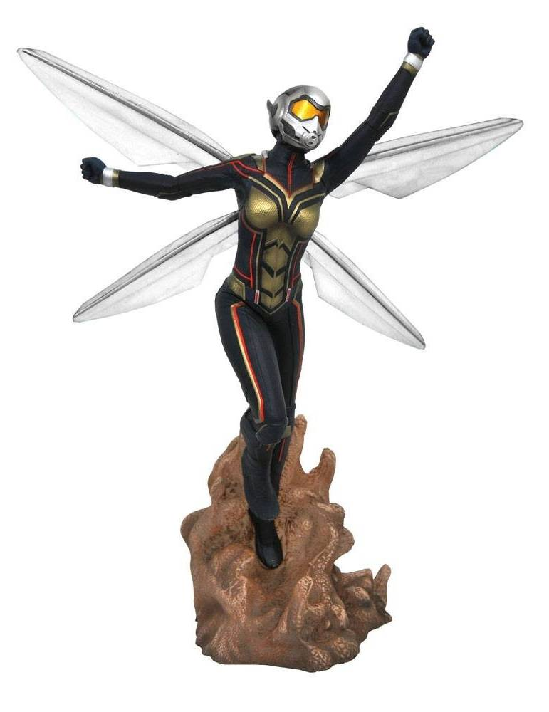 Figura Ant-Man and The Wasp Marvel Movie Gallery: The Wasp 23 cm