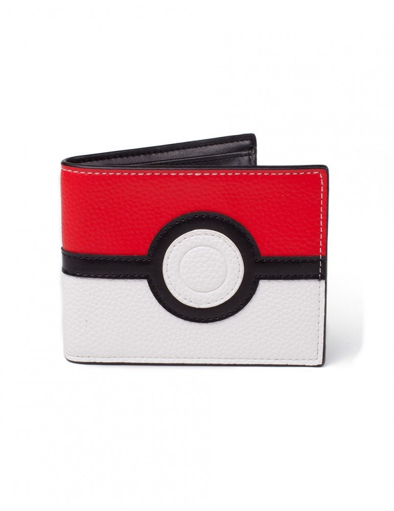 Monedero Pokémon: Bifold Pokéball