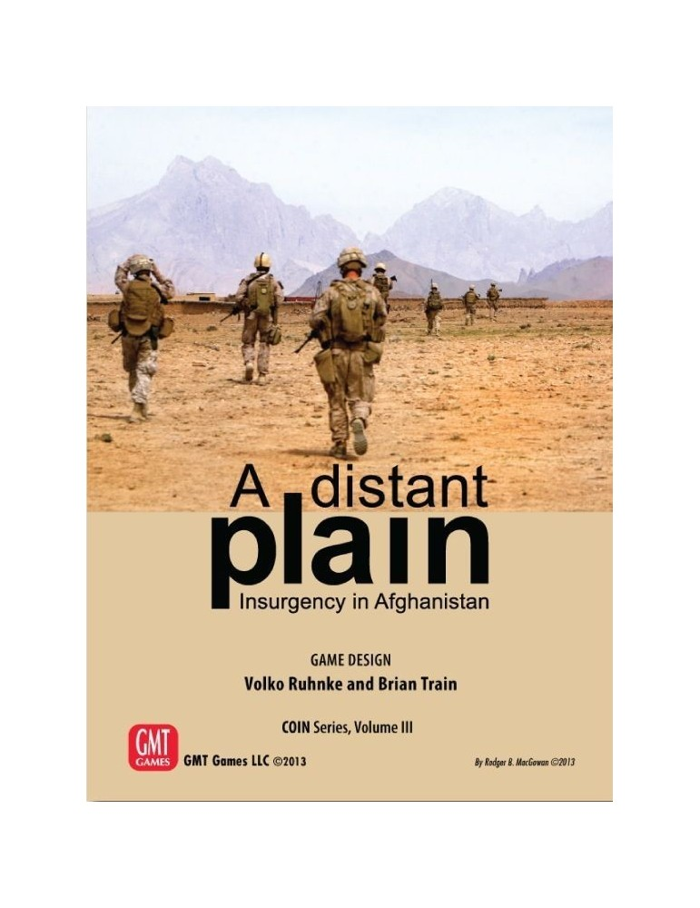 A Distant Plain (3rd Printing)