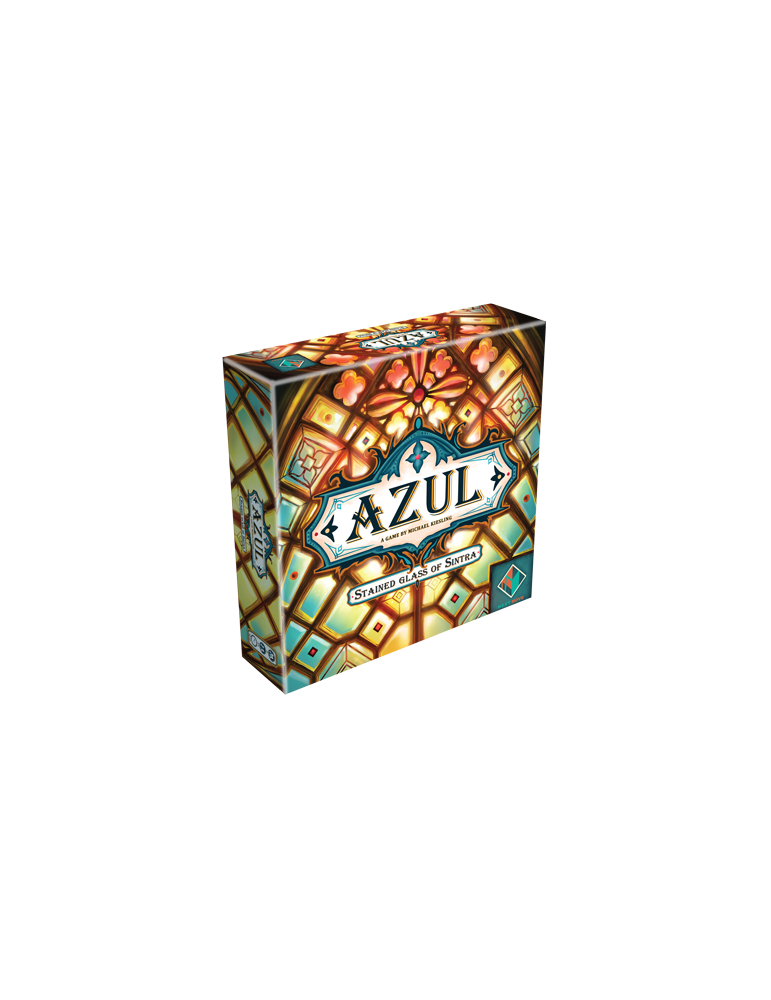 Azul: Stained Glass of Sintra (Inglés)