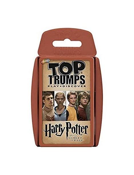 Top Trumps Harry Potter y el Cáliz de Fuego