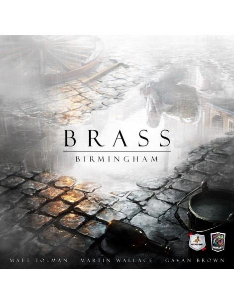 Brass: Birmingham (Castellano)