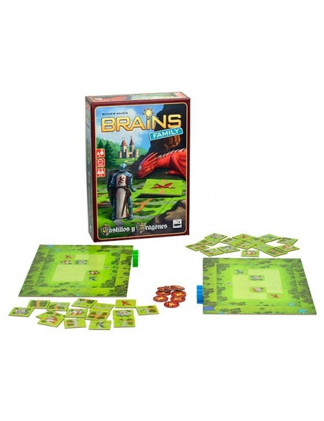 Brains: Castillos y Dragones
