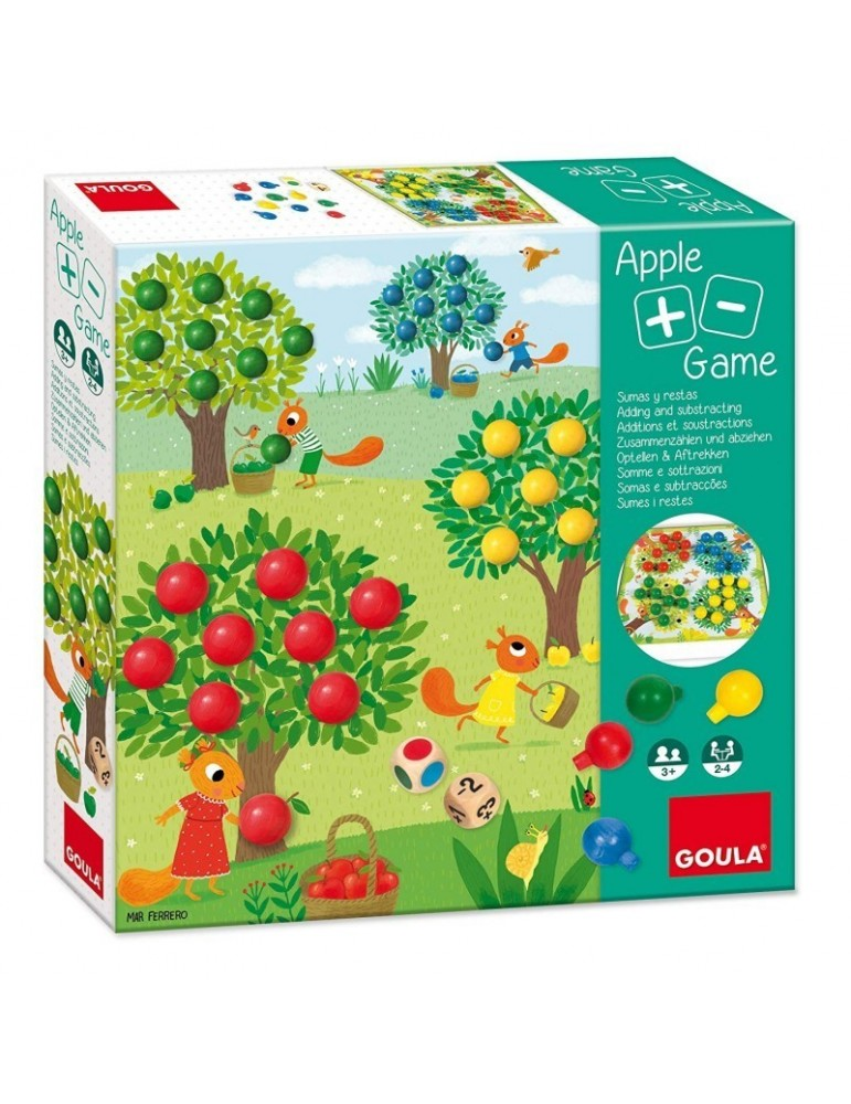 Juego Del Arbol (Apple + - Game)