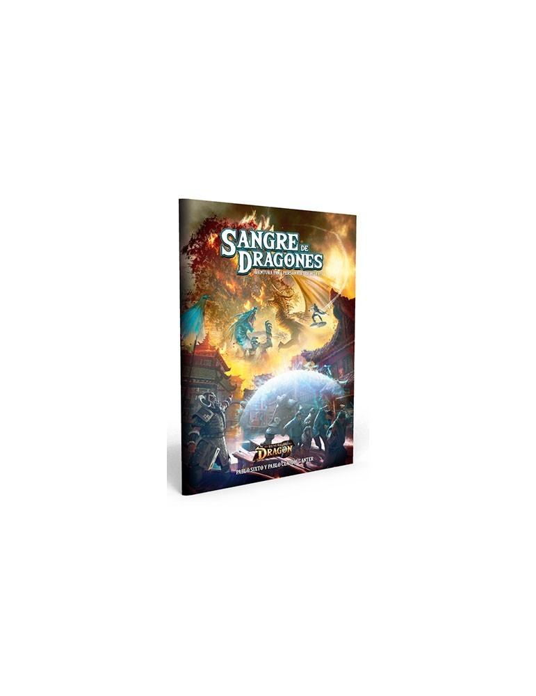 El Resurgir del Dragón: Sangre de Dragones + Copia Digital