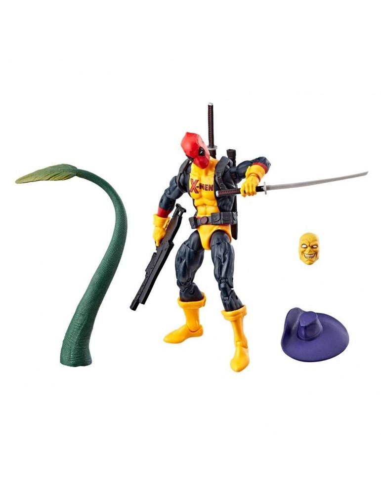 Figura Marvel Legends Deadpool  Series Wave 2: Deadpool 3 15 cm
