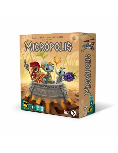 Micrópolis + Tablero Promocional