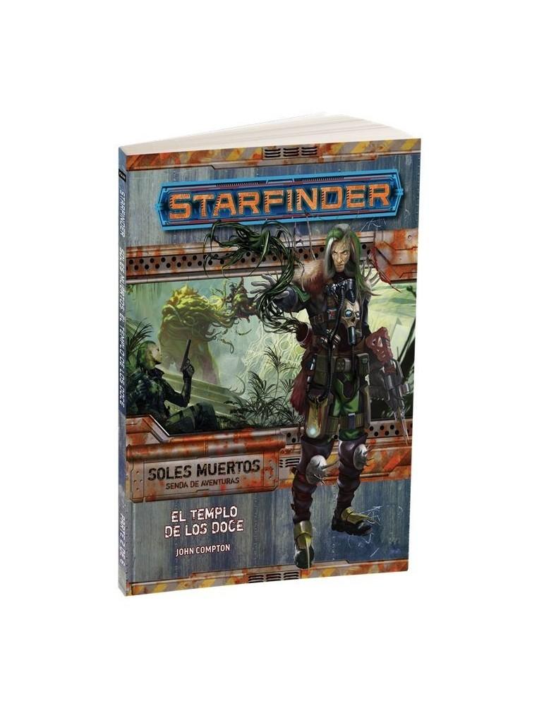 Starfinder - Soles Muertos: El Templo de los Doce