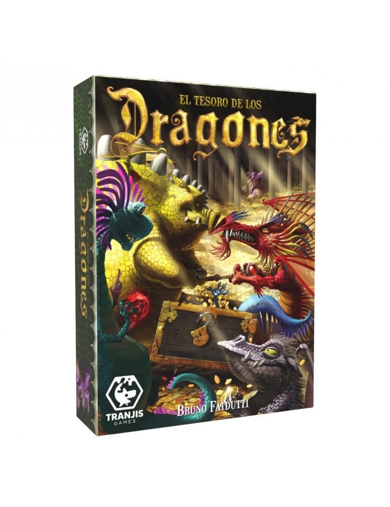 El tesoro de los Dragones + 3 Cartas Promo