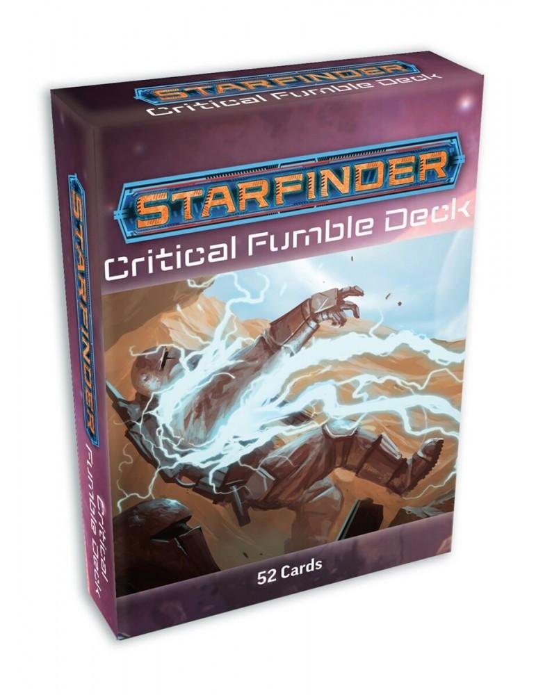 Starfinder: Critical Fumble Deck