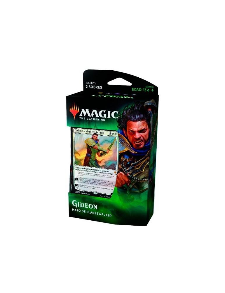 Magic: La Guerra de la Chispa - Mazo de Planeswalker Gideon