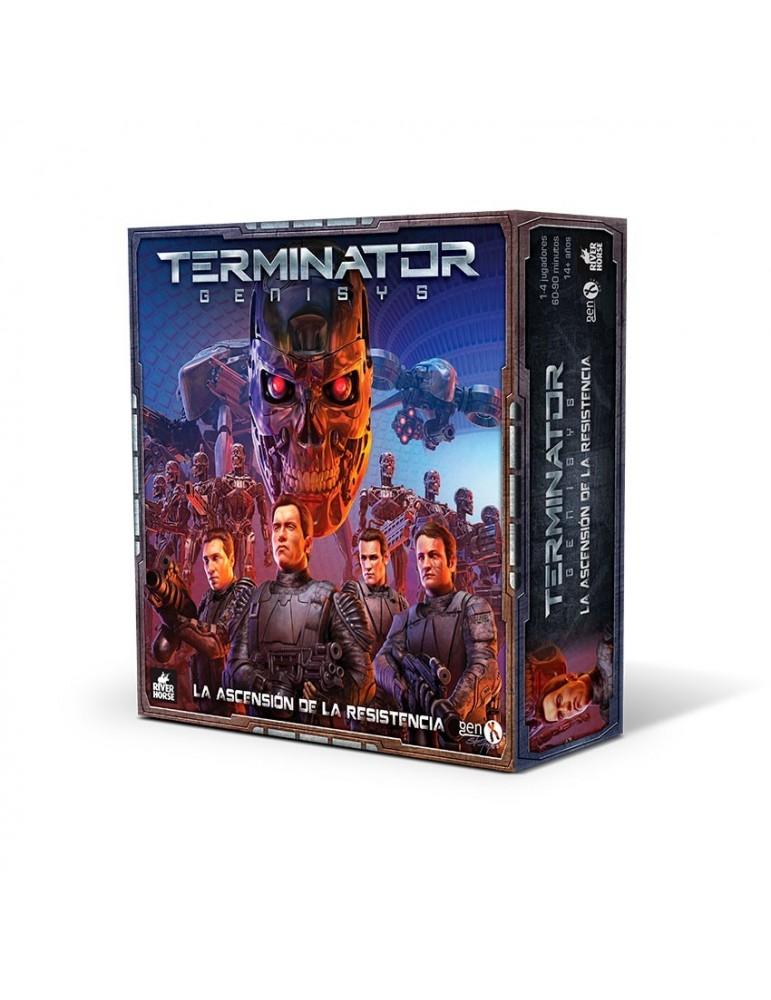 Terminator Genisys: La Ascensión de la Resistencia (Castellano)