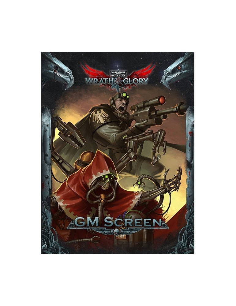 Warhammer 40.000: Wrath & Glory - GM Screen