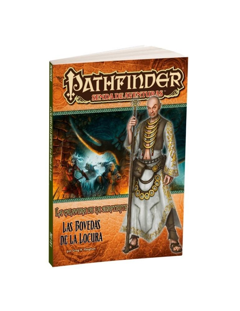 Pathfinder: La Calavera de la Serpiente 4 - Las Bóvedas de la Locura