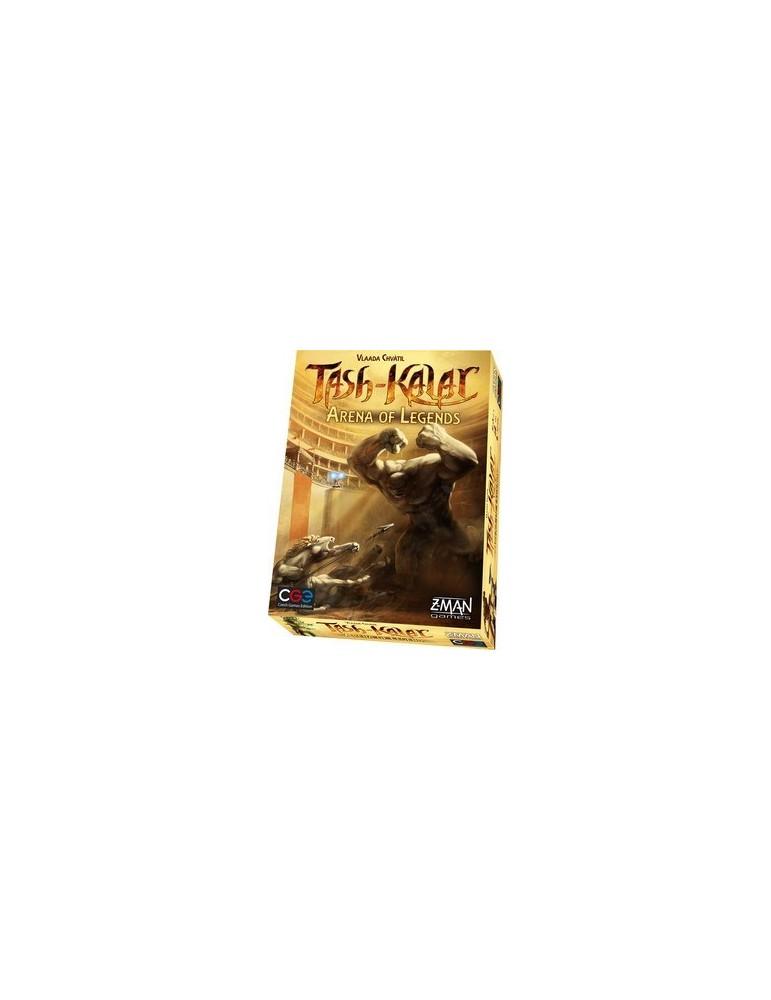 Tash-Kalar: Arena of Legends (CGE Edition) (Inglés)