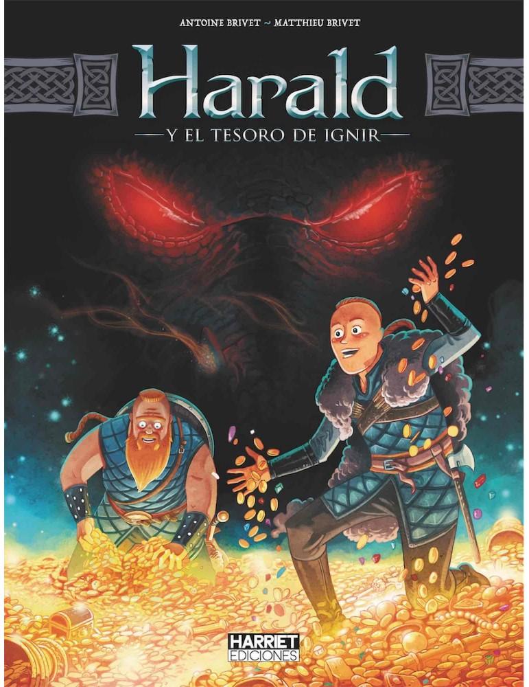 Harald y el Tesoro de Ignir