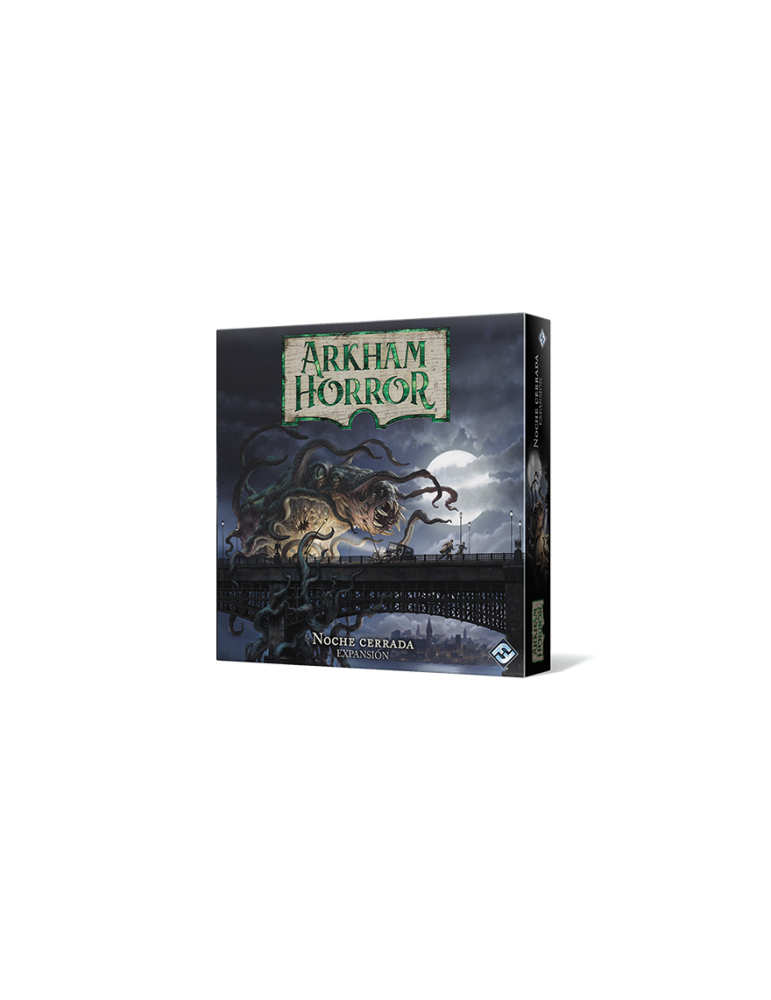 Arkham Horror 3ª edición - Noche Cerrada
