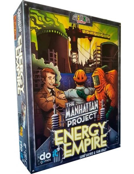 The Manhattan Project: Energy Empire (Castellano)