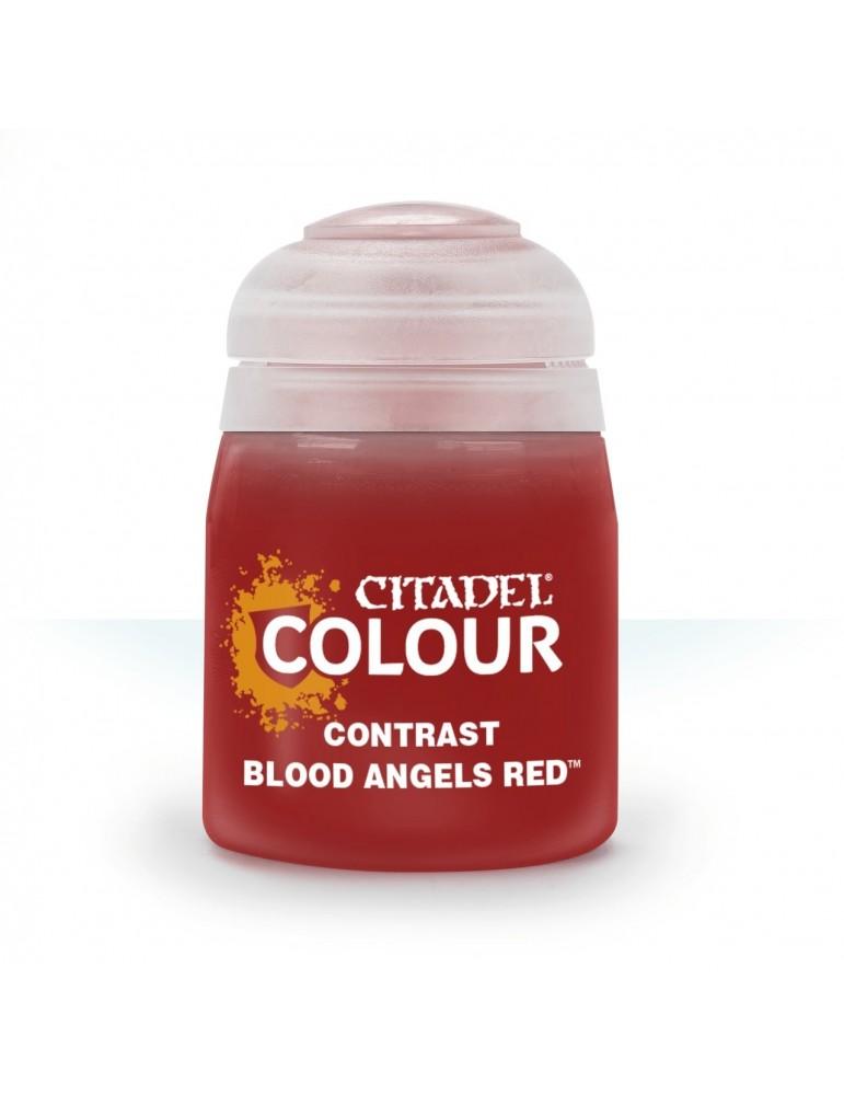 Pintura Citadel Contrast Blood Angels Red