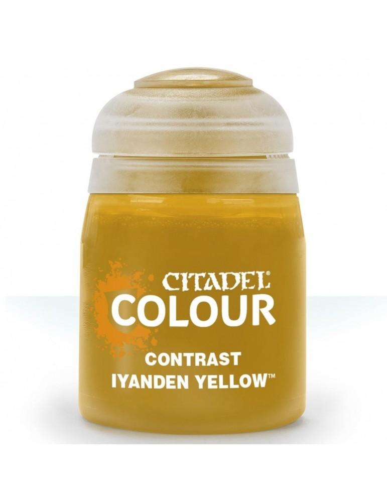 Pintura Citadel Contrast Iyanden Yellow