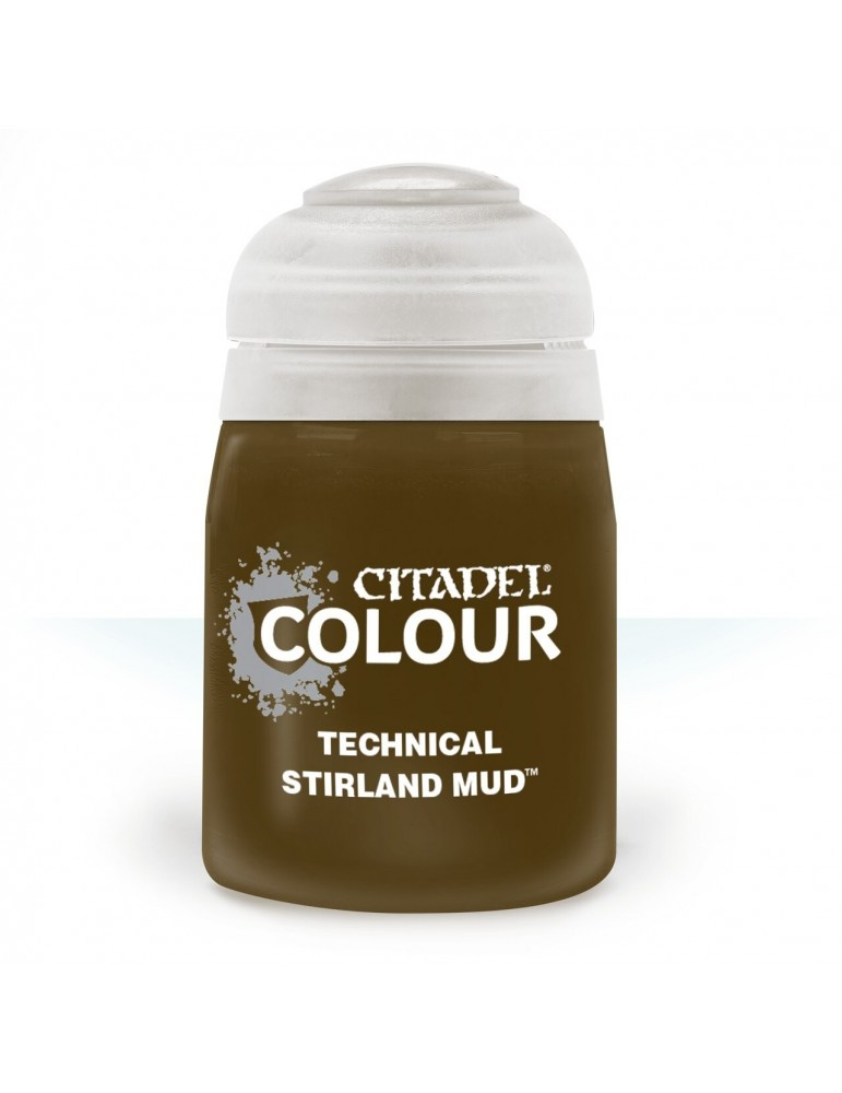 Pintura Citadel Technical Stirland Mud