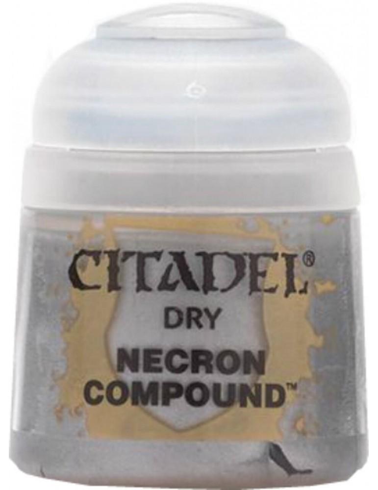 Pintura Citadel Dry Necron Compound