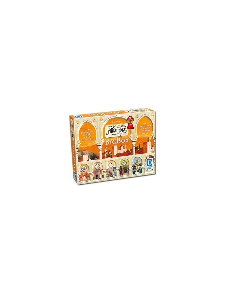 Alhambra: Big Box (Inglés)