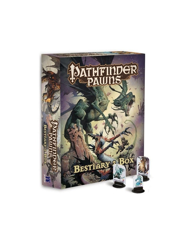 Pathfinder: Bestiary Box 2