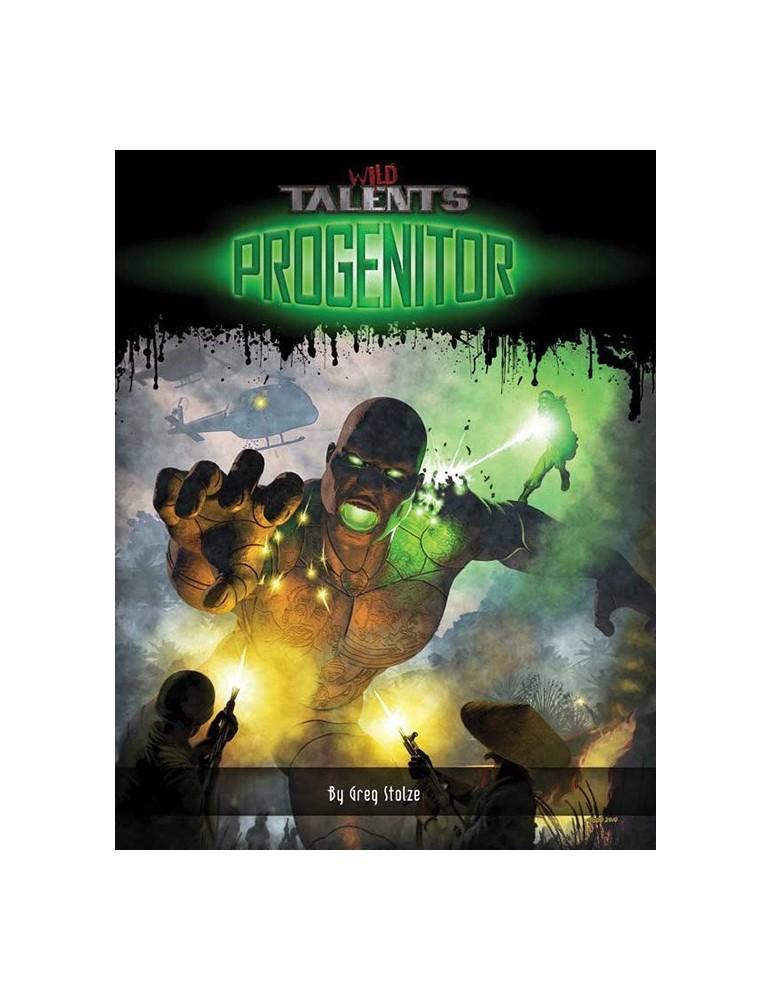 Wild Talents: Progenitor