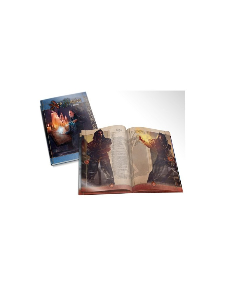 Ars Magica: 5ª Edición