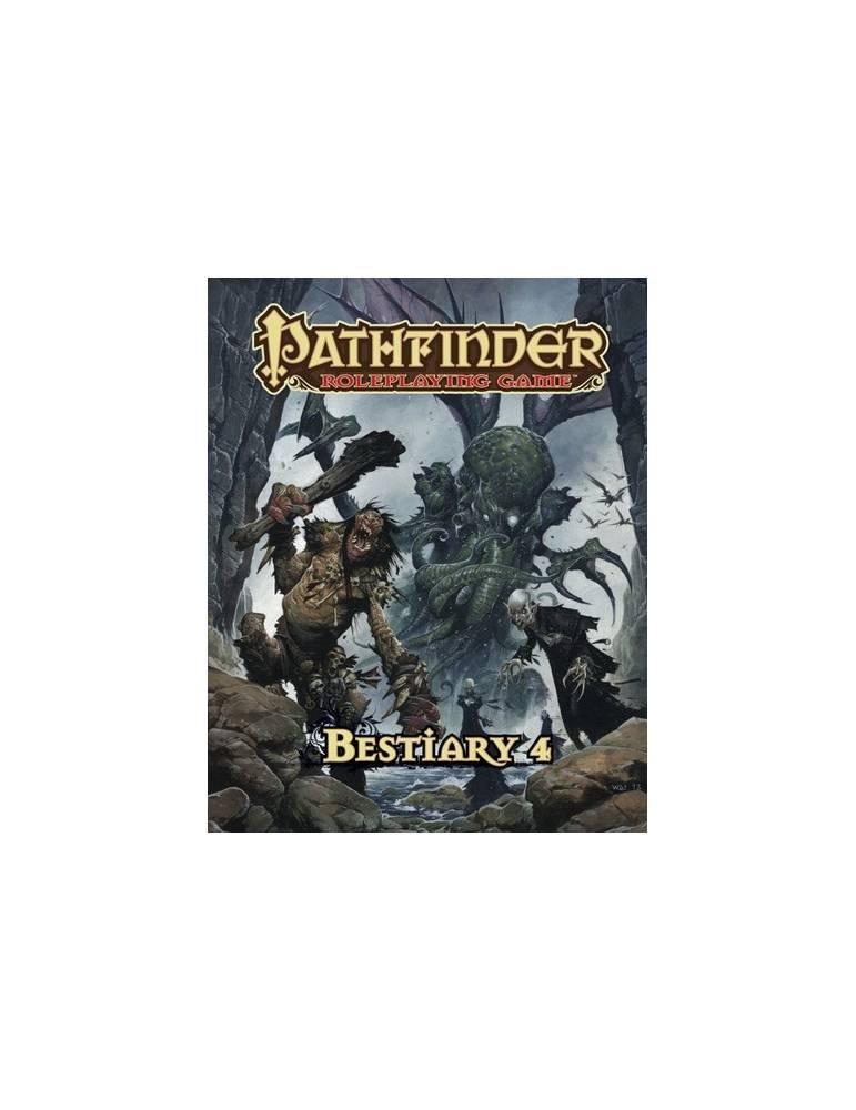 Pathfinder Bestiary 4