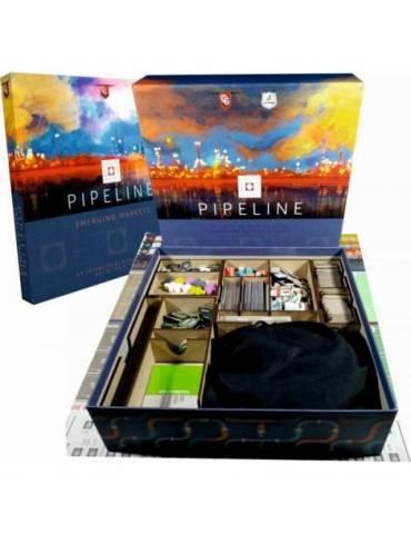 Inserto compatible con Pipeline (Base+Exp: Mercados Emergentes) (Desarmado)
