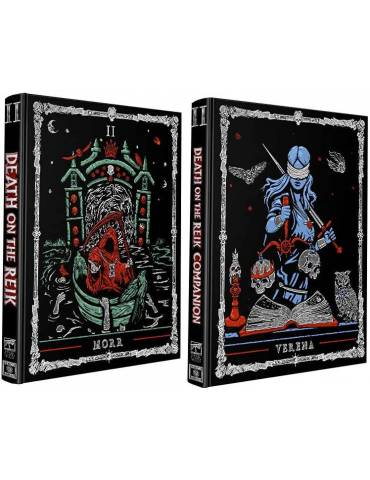 Warhammer Fantasy RPG: Death on the Reik - Enemy Within Volume 2 (Collector's Edition)