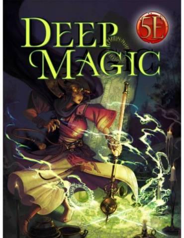 Deep Magic for 5th Edition - Pocket Edition