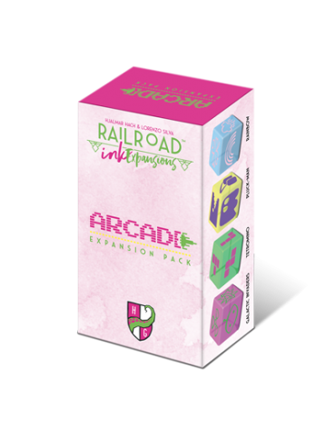 Railroad Ink: Arcade Expansion Pack